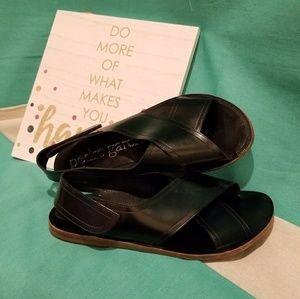 Pedro Garcia Criscross Sandals